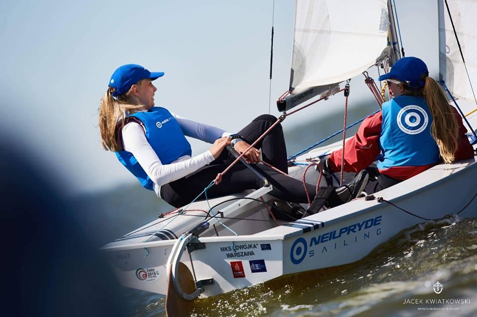Wyprzedaż asortymentu Neil Pryde Sailing