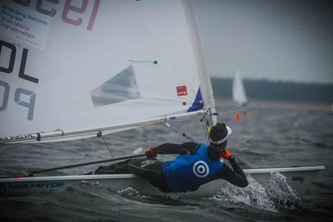 Łuki i Przemo z Teamu Neil Pryde Sport Sailing już po grudniowych treningach na Malcie
